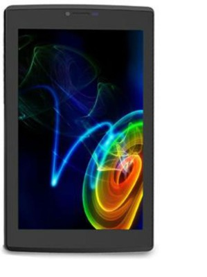 Micromax Canvas P480 8 GB 7 inch with Wi-Fi+3G Tablet(Grey) at flipkart