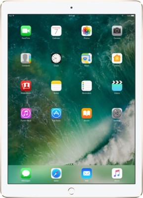 View Apple iPad Pro 256 GB 9.7 inch with Wi-Fi Only(Gold)  Price Online