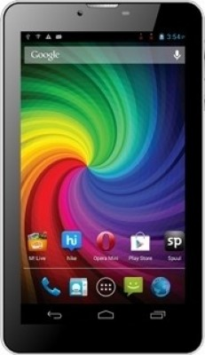 View Micromax Funbook Mini P410i Tablet (Wi-Fi, 3G) Tablet Note Price Online(Micromax)