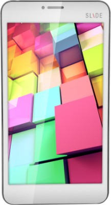 iBall 6095 D20 8 GB 6.95 inch with Wi-Fi+3G Tablet (Silver) at flipkart