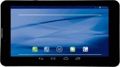 Datawind Ubislate 3G7+ 512 MB 7 inch with Wi-Fi+3G(Black)