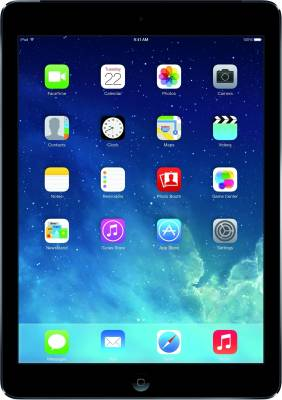 Apple 128 GB iPad Air with Wi-Fi + Cellular (128 GB) Image
