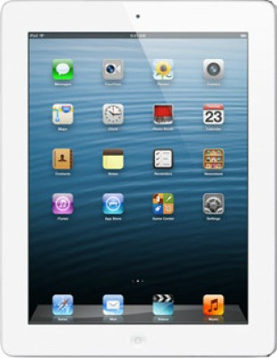 Apple 32GB iPad with Wi-Fi (3rd Generation)(White)