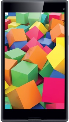 iBall Slide Cuboid 16 GB 8 inch with Wi-Fi+4G Tablet(Metallic Grey)