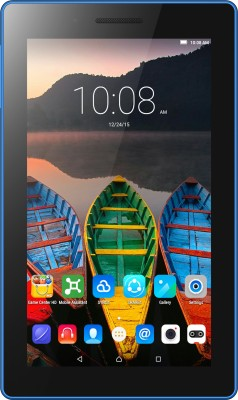 Lenovo Tab3 7 Essential 8 GB 7 inch with Wi-Fi Only(Black)   Tablet  (Lenovo)