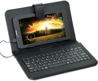 Vizio VZ-706 With Keyboard 4 GB 7 inch with Wi-Fi+3G(Black)