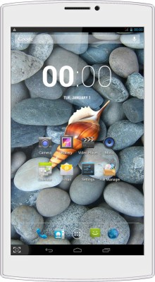 Swipe Ace 16 GB 6.95 inch with Wi-Fi+3G Tablet (White)
