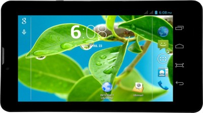 Datawind Ubislate 7CZ 4 GB 7 inch with Wi-Fi+2G(Black)