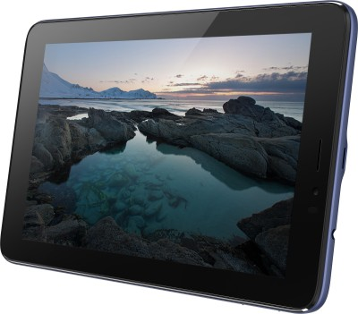 Micromax Canvas Tab P701 8 GB 7 inch with Wi-Fi+4G(Blue)   Tablet  (Micromax)