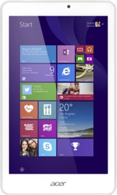 Acer Iconia Tab 8 W W1-810 32 GB 8 inch with Wi-Fi Only Tablet (White)