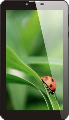 View Champion Wtab 7.4 4 GB 7 inch with Wi-Fi+3G Tablet(Black)  Price Online