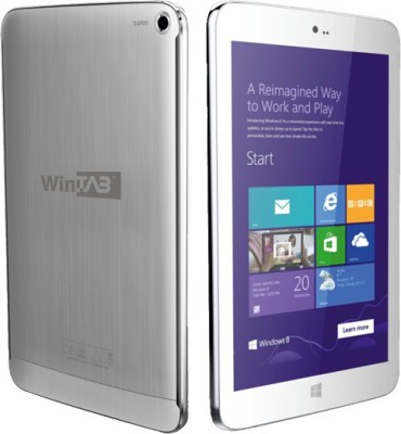 Wintab Wintab 8 inch TD-W8901N 16 GB 8 inch with Wi-Fi+3G Tablet (Black) at flipkart