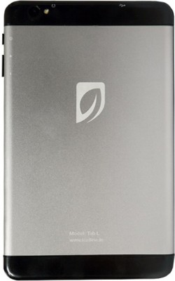Leafline Tab L 8 GB 8.0 inch with Wi-Fi+3G Tablet(Grey)