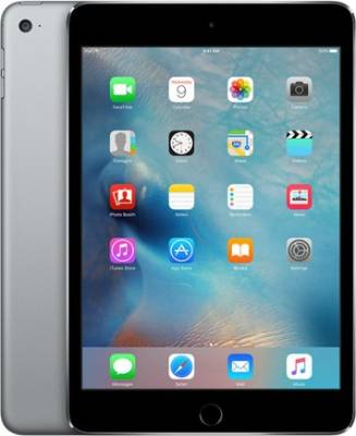 Apple iPad Mini 4 (128 GB, Wi-Fi+4G) Image