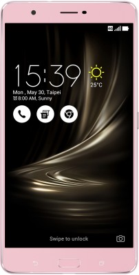 Asus ZenFone 3 Ultra 64 GB 6.8 inch with Wi-Fi+4G Tablet(Rose Gold)