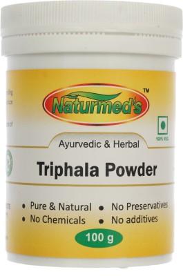 Naturmed's Triphala Powder(100 g)  available at flipkart for Rs.60