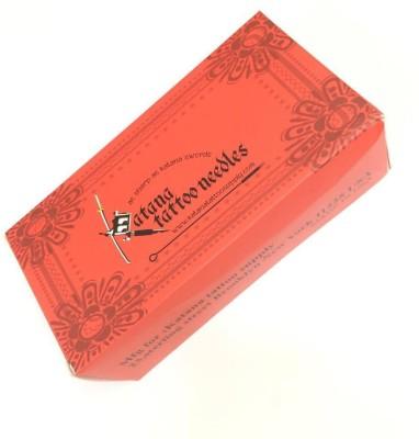 MUMBAI TATTOO 3RS Disposable Round Shader Tattoo Needles(Pack of 50)