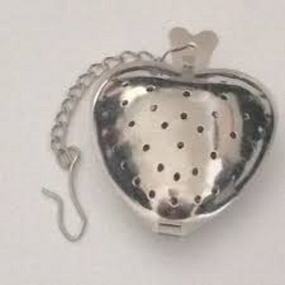 Jern Tea Infuser With Chain Tea Strainer(Pack of 1)  available at flipkart for Rs.189