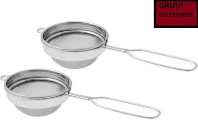 Gruvi Enterprises Tea Strainer(Pack of 2) at flipkart