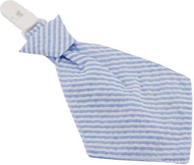 Babies Bloom Sweet Light Blue Necktie Pacifier(Blue)