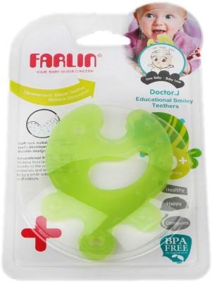 Farlin Farlin Educational Smiley Gum soother Teether(Green)