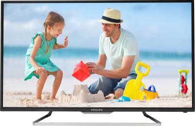 Philips 55PFL5059/V7 55 Inch Full HD LED TV Image