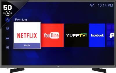 Vu LEDH50K311 50 Inch Full HD Smart LED TV Image