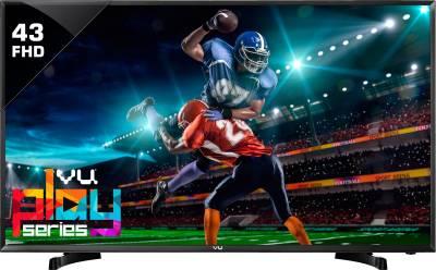 Vu-43D6575-109cm-43-Inch-Full-HD-LED-TV