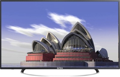 View Intex 139cm (54 inch) Full HD LED TV(LED-5500 FHD)  Price Online
