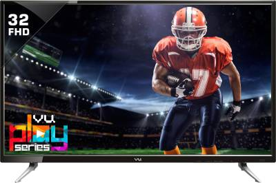 Vu 32D6545 32 Inch Full HD LED TV Image