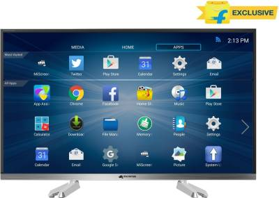 Micromax Canvas 81cm (32) HD Ready Smart LED TV