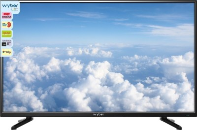 Wybor 80cm (31.5) HD Ready LED TV(W32-80-N06, 2 x HDMI, 2 x USB)
