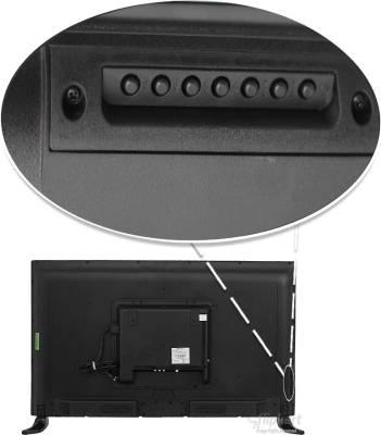 Sansui 98cm (39) Full HD LED TV (3 X HDMI, 2 X USB)