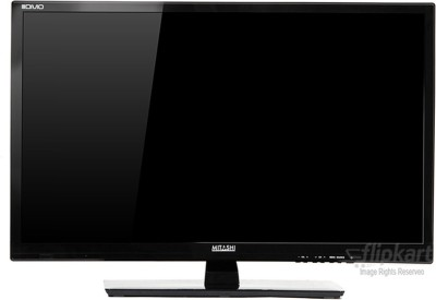 Mitashi 69.85cm (27.5) HD Ready LED TV(MiE028v12, 3 x HDMI, 1 x USB)