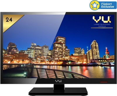 Vu 24 inch Full HD LED TV is one of the best LED televisions under 15000