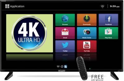 Mitashi 101.6cm (40) Ultra HD (4K) Smart LED TV