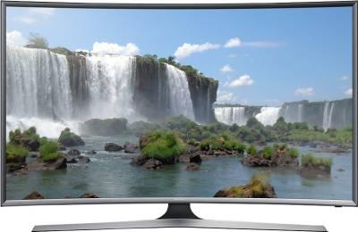 Samsung 6 Series 48J6300 48 inch Full HD Curved Smart LED TV Image