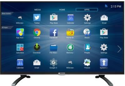 Micromax 102cm (40) Full HD Smart LED TV