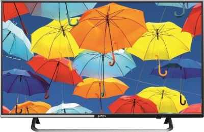 View Intex 100cm (39) Full HD LED TV  Price Online