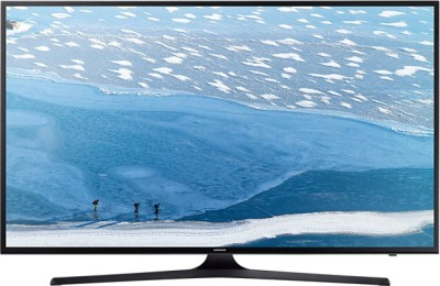 Samsung 101cm (40) Ultra HD (4K) Smart LED TV(40KU6000, 3 x HDMI, 2 x USB)