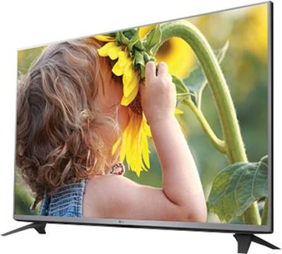 LG 108cm (43) Full HD Smart LED TV (2 X HDMI, 2 X USB)