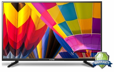 Wybor 80cm (32) HD Ready LED TV(W324EW3, 2 x HDMI, 2 x USB)