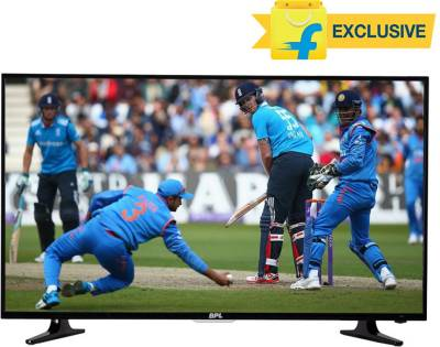 BPL Vivid 101cm (40) Full HD LED TV Exchange-Upto ₹10,000