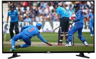 BPL Vivid 101cm (40) Full HD LED TV