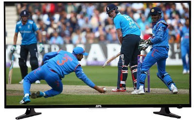 BPL Vivid 101cm (40) Full HD LED TV(BPL101D51H)