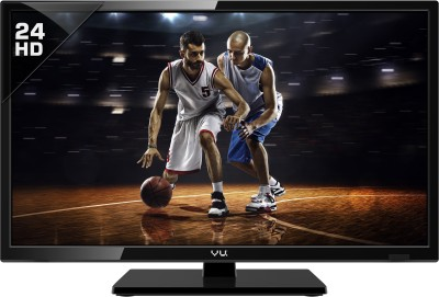 Vu 60cm (24) HD Ready LED TV(24JL3, 1 x HDMI, 1 x USB)