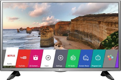 LG 80cm (32 inch) HD Ready LED Smart TV(32LH576D)