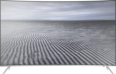 Samsung 123cm (49) Ultra HD (4K) Smart, Curved LED TV(49KS7500, 4 x HDMI, 3 x USB)   TV  (Samsung)