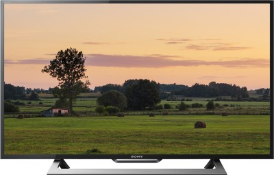 Sony Bravia 120.9cm (48 inch) Full HD LED Smart TV(KLV-48W562D)