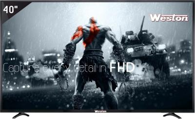 Weston 101cm (40) Full HD LED TV (Weston)  Buy Online